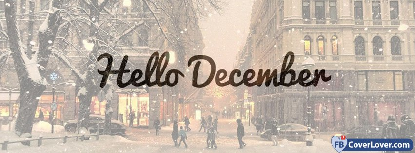 December is here!