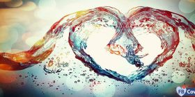 2017.02.11-Happy-Valentines-Day-Love-Symbol-Water-Facebook-Covers-FBcoverlover_facebook_cover